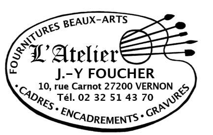 L'atelier d'encadrement Jean-Yves FOUCHER à Vernon 27200