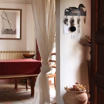Voilages tête tapissière tissu aspect lin Création RICAMO Tapissier tapissière Abat-jouriste Métissage et Matières Yvelines 78 Eure 27 Hauts-de-Seine 92 Paris 75