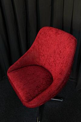 restauration fauteuil vintage ann es 70 m tissage mati res. Black Bedroom Furniture Sets. Home Design Ideas