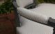 Restauration cabriolets style Directoire après réfection tissu Casal Tapissier tapissière Fabricant de luminaires abat-jour Métissage et Matières Yvelines 78 Eure 27 Hauts-de-Seine 92 Paris 75