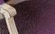 Restauration cabriolets style Louis XVI après réfection tissu Casamance Tapissier tapissière Fabricant de luminaires abat-jour Métissage et Matières Yvelines 78 Eure 27 Hauts-de-Seine 92 Paris 75